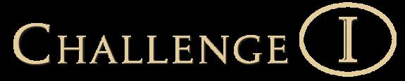 1-Challenge-I-logo