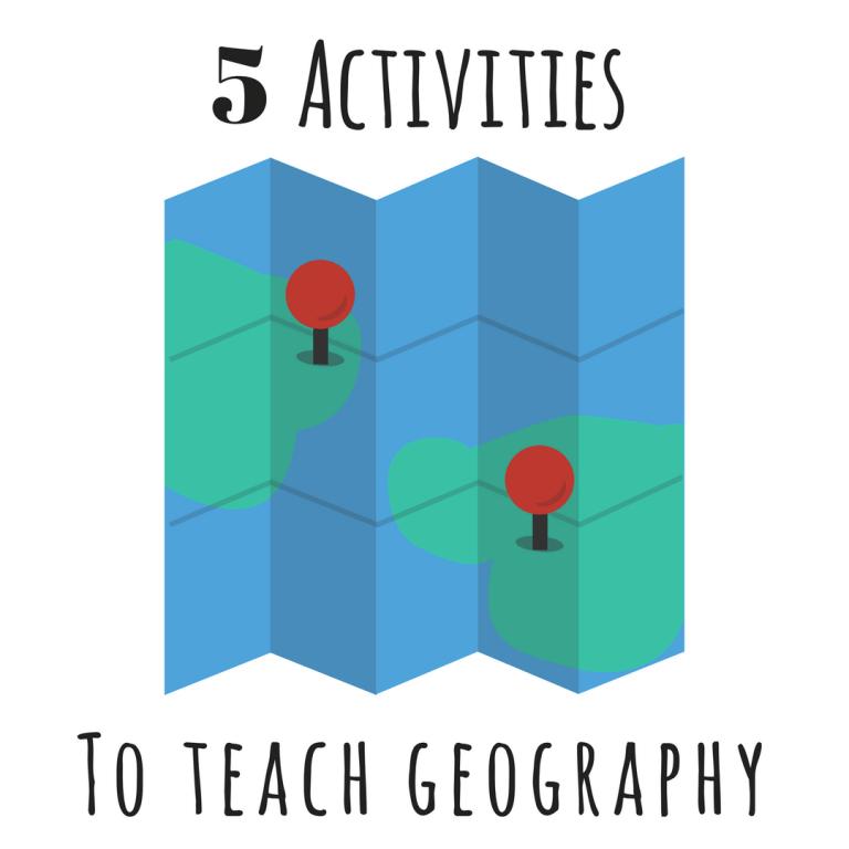 Geography activities Insta