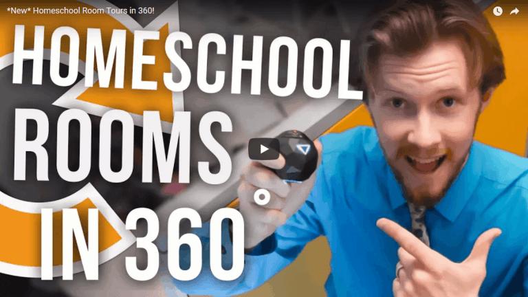 Homeschool Rooms in 360